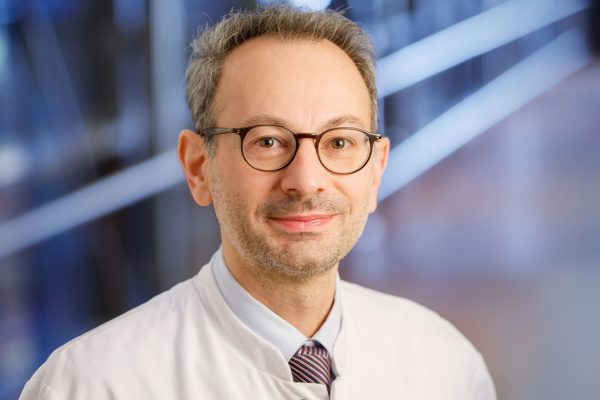 Dr. med. Pier F. Alesina, Leitender Oberarzt