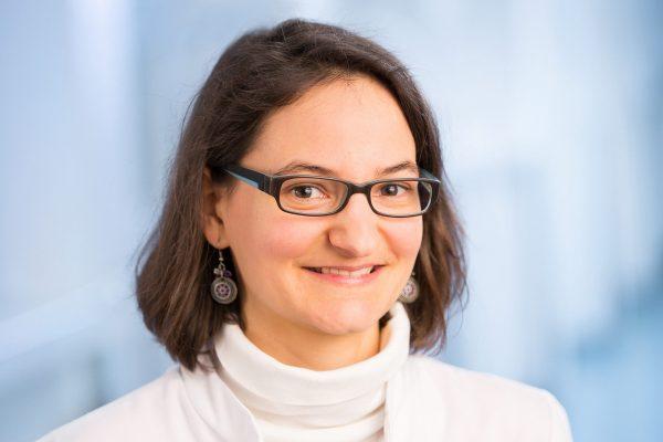 Portrait von Nina Hertweck
