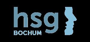 Kooperationspartner, Logo der Hochschule für Gesundheitsberufe