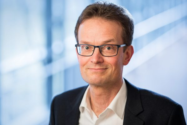 Evangelischer Seelsorger Pfarrer Uwe Matysik