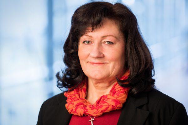 Katholische Seelsorgerin Monika Stank