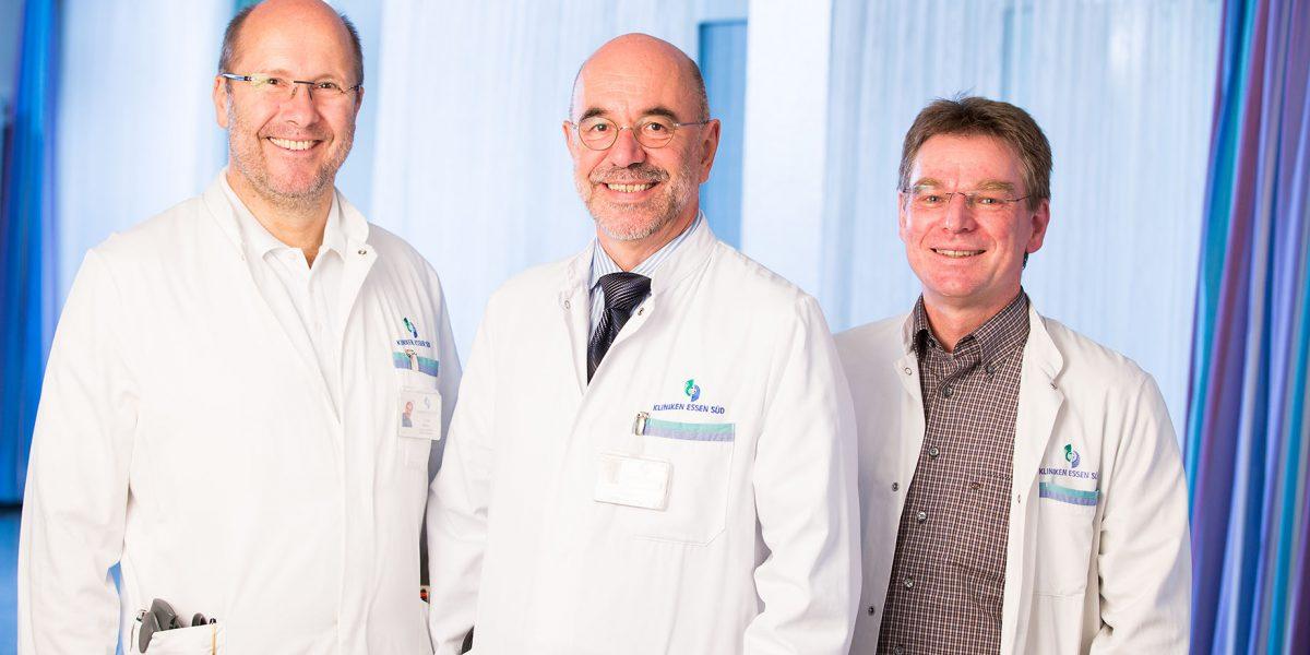 Die Ärzte der Kardiologie bei der Arbeit
